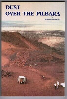 Dust over the Pilbara by Marjorie Bickerton