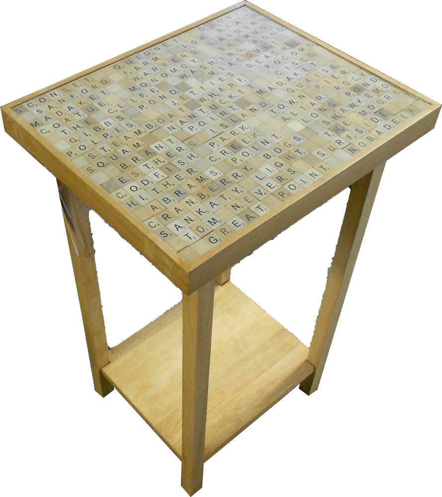 Fine Nantucket Scrabble Table Uwap Interior Chair Design Uwaporg