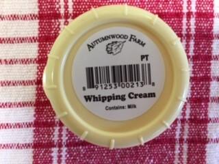 Cream - Pint