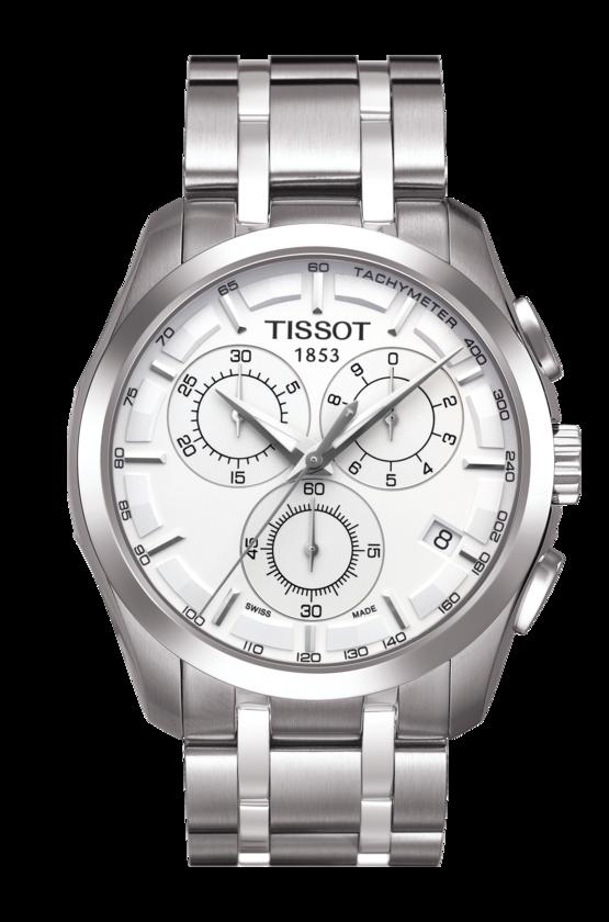 Часы наручные TISSOT COUTURIER CHRONOGRAPH T035.617.11.031.00