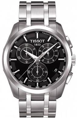 Часы наручные TISSOT COUTURIER CHRONOGRAPH T035.617.11.051.00