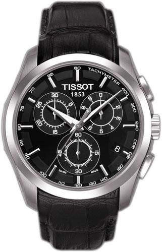 Наручные часы TISSOT COUTURIER CHRONOGRAPH T035.617.16.051.00