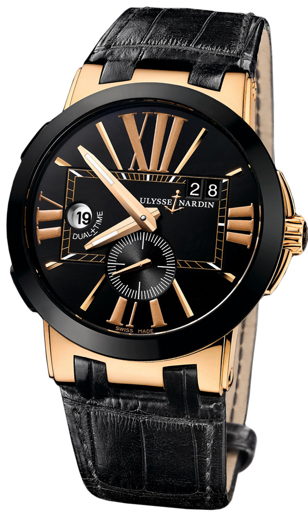 Ulysse Nardin Dual Time Executive 246-00/42