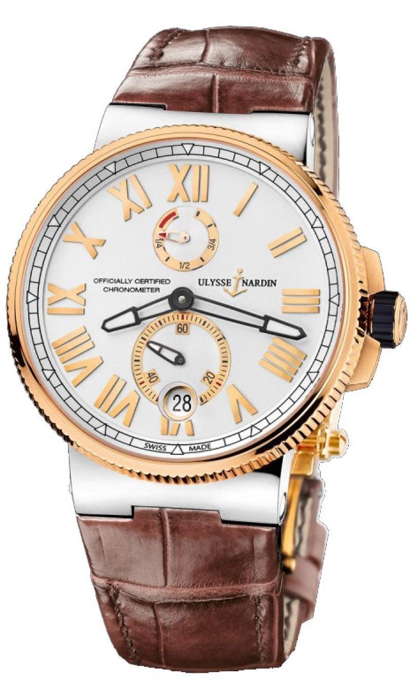 Ulysse Nardin Marine Chronometer Manufacture 1185-122/41