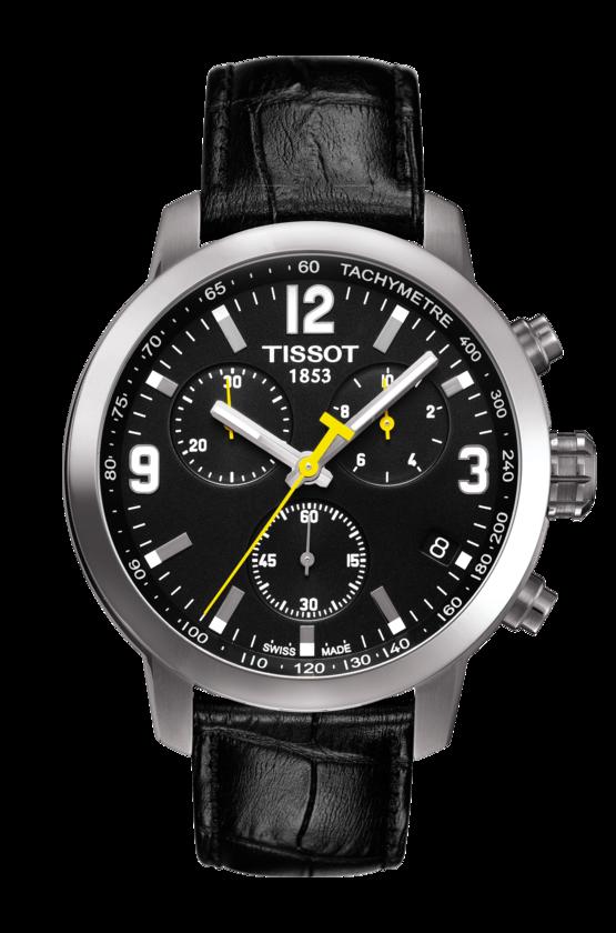 Наручные часы TISSOT PRC 200 CHRONOGRAPH T055.417.16.057.00