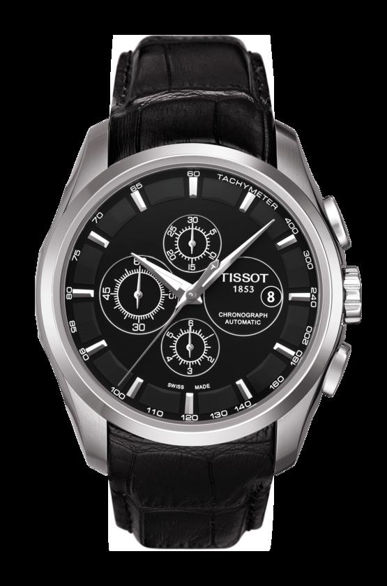 Наручные часы TISSOT COUTURIER AUTOMATIC CHRONOGRAPH T035.627.16.051.00