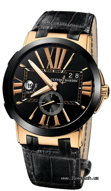 Ulysse Nardin Dual Time Executive  246-00-5/42