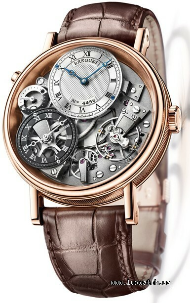 Breguet Tradition Time-Zone 7067BR/G1/9W6