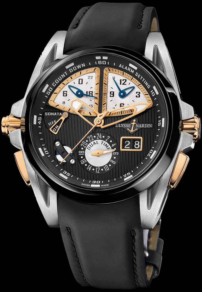 Ulysse Nardin Complications Sonata Streamline 675-00-4