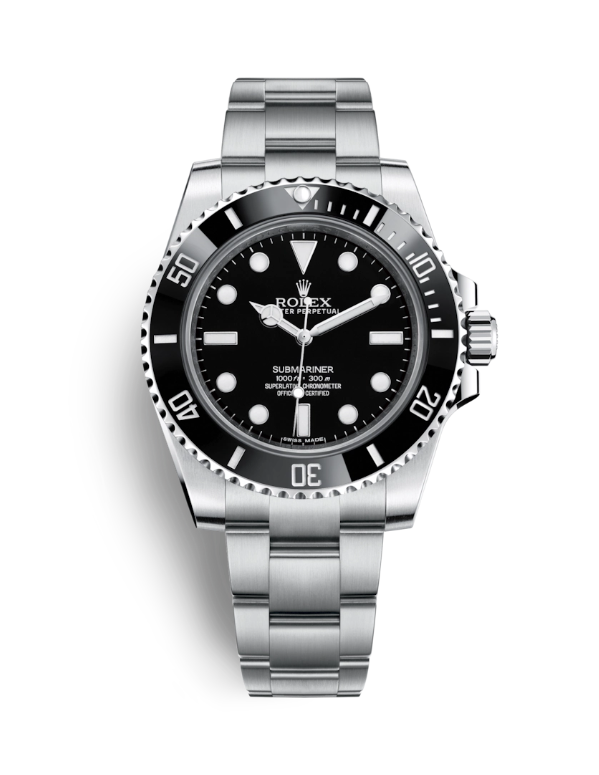 ROLEX SUBMARINER 40MM 114060-0002