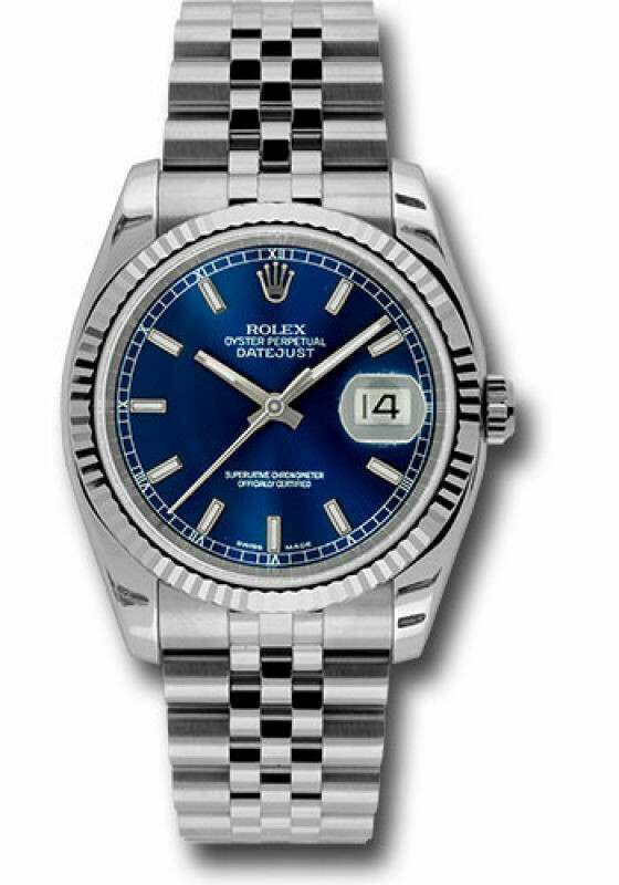 ROLEX DATEJUST 36 MM 116234-0139