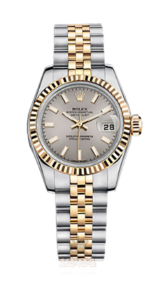Наручные часы ROLEX Lady Datejust Steel and Yellow Gold 26 мм 179173-0076