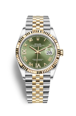 ROLEX DATEJUST 36 MM 126233-0025