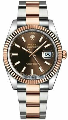 ROLEX DATEJUST 41 MM  126331-0001