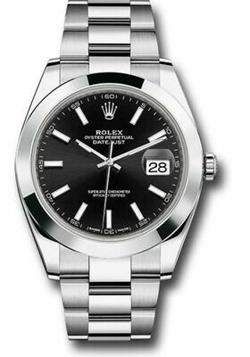 ROLEX DATEJUST 41 MM  126300-0011
