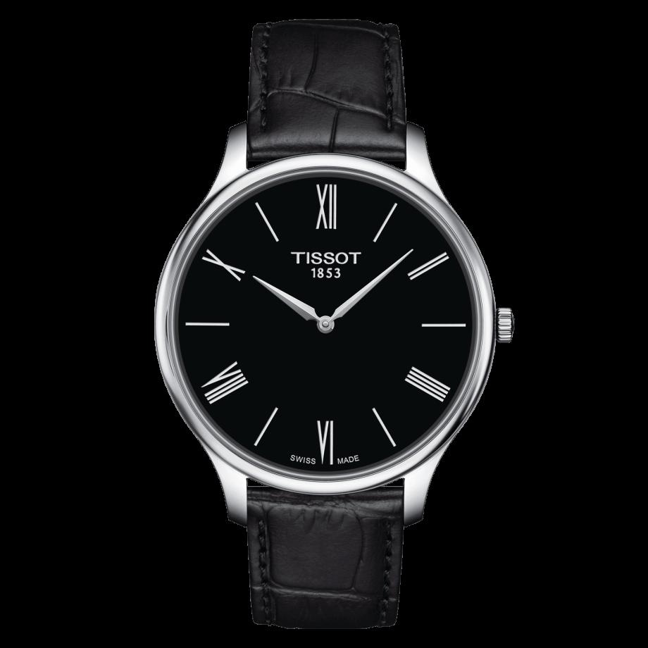 Мужские часы TISSOT TRADITION 5.5 T063.409.16.058.00