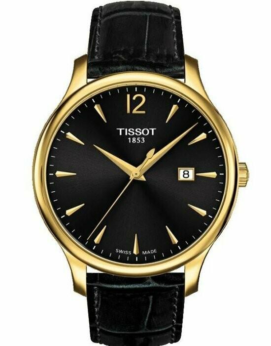 Женские часы Tissot Tradition T063.610.36.057.00