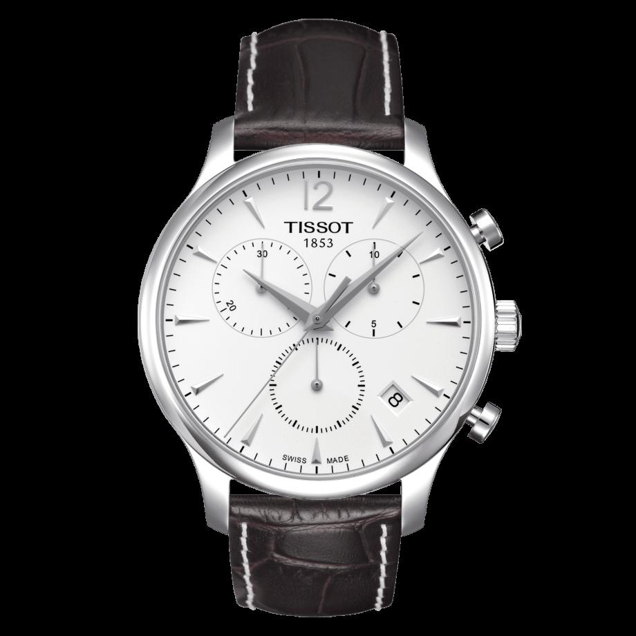 Наручные часы TISSOT TRADITION CHRONOGRAPH T063.617.16.037.00