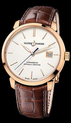 Ulysse Nardin Classico Automatic 8156-111-2/91