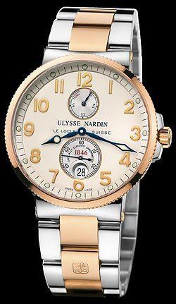 Ulysse Nardin  Maxi Marine  265-66-8/60