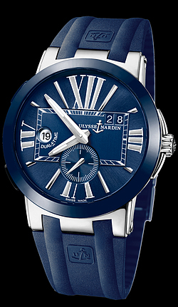 Ulysse Nardin Dual Time Executive 243-00-3/43