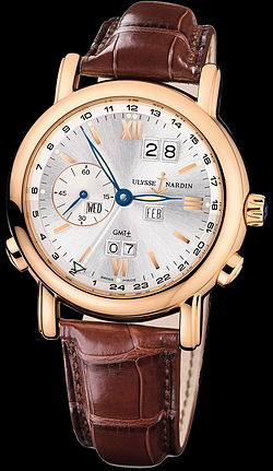 Ulysse Nardin Perpetual Calendars GMT 326-82/31