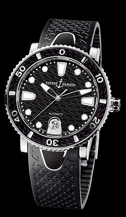 Ulysse Nardin Marine Diver 8103-101-3/02