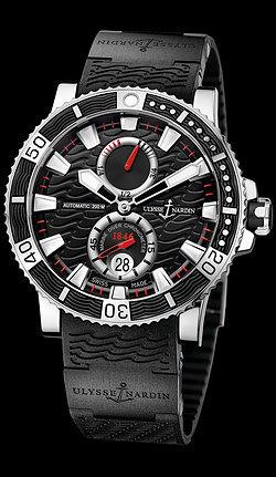 Ulysse Nardin Maxi Marine Diver Titanium 263-90-3C/72