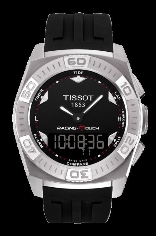Наручные часы Tissot T002 Racing-Touch T002.520.17.051.00