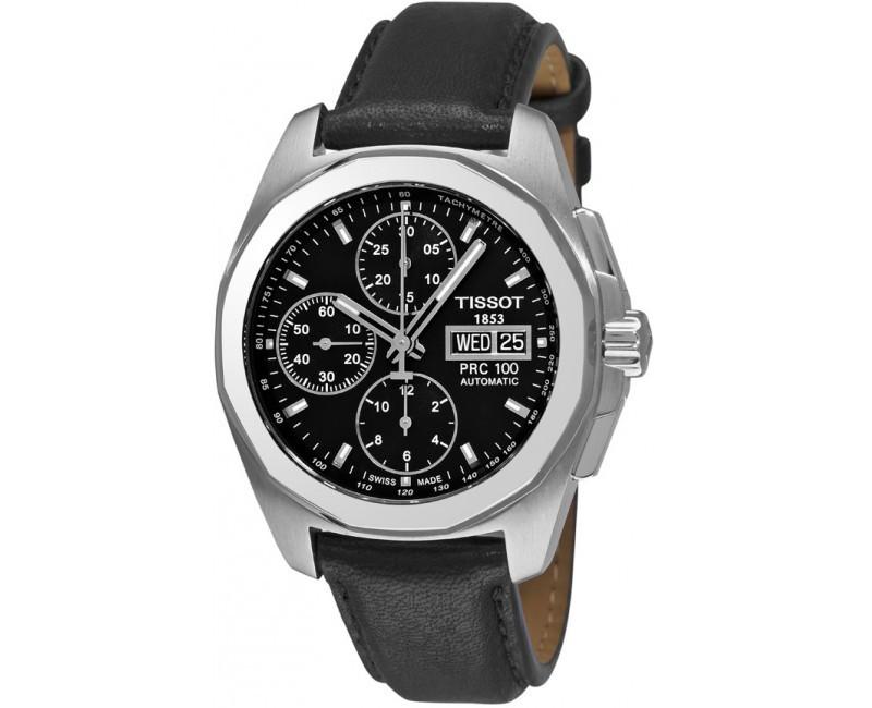 Наручные часы TISSOT PRC 100 Automatic Chronograph Valjoux T008.414.16.051.00
