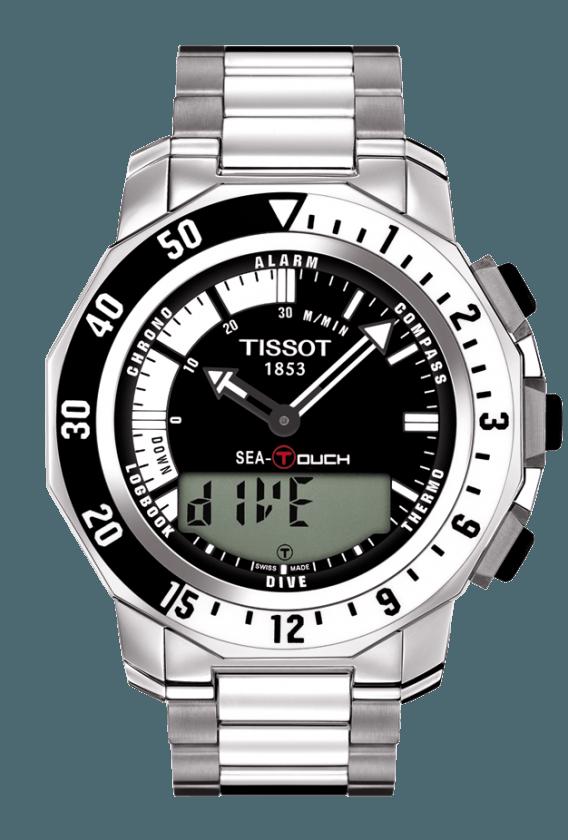 Наручные часы TISSOT SEA-TOUCH T026.420.11.051.00