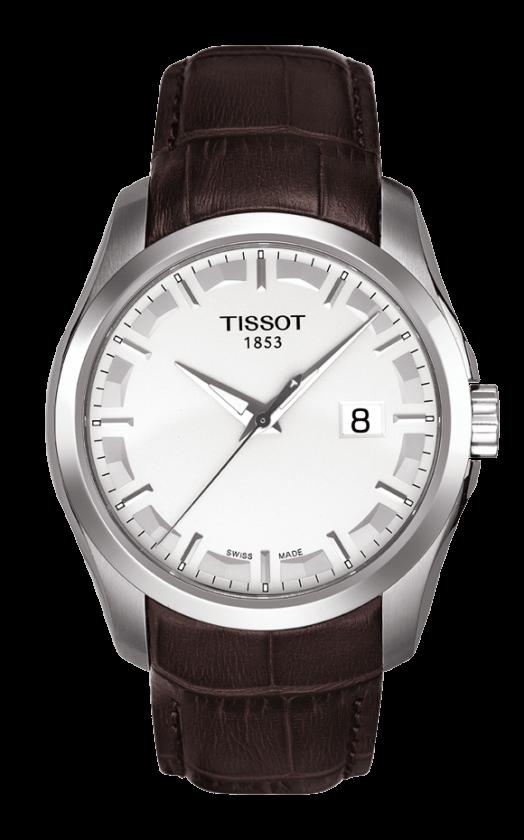 Наручные часы TISSOT COUTURIER QUARTZ GENT T035.410.16.031.00
