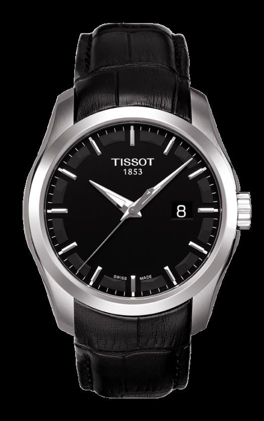 Наручные часы TISSOT COUTURIER QUARTZ GENT T035.410.16.051.00