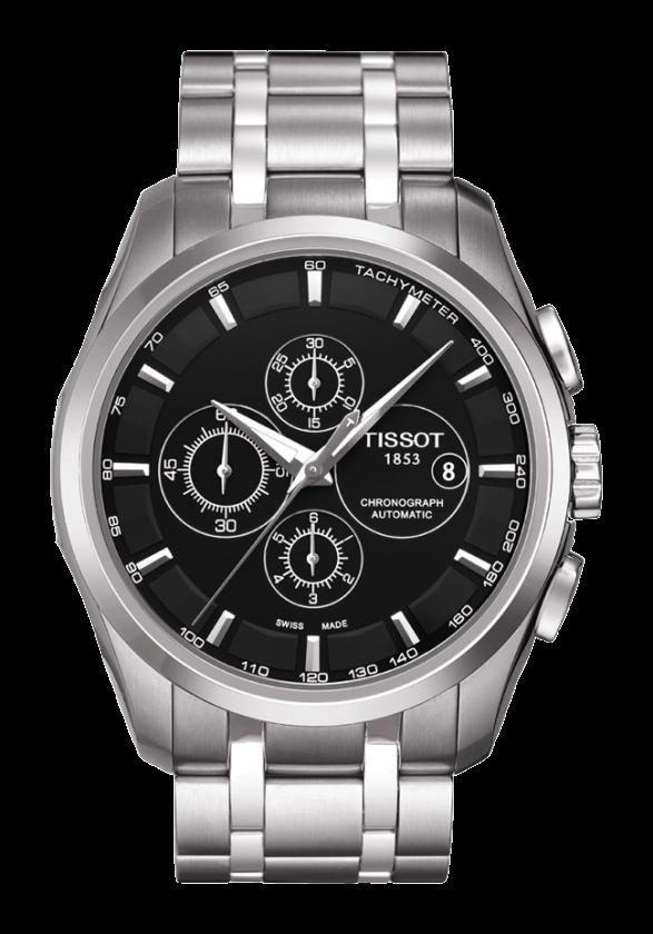 Наручные часы TISSOT COUTURIER AUTOMATIC CHRONOGRAPH   T035.627.11.051.00