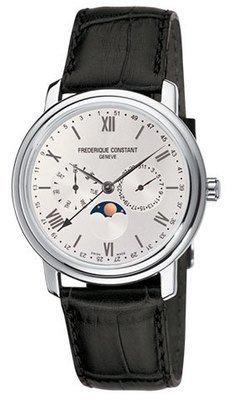 Frederique Constant Persuasion Business Timer  FC-270SW4P6