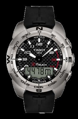 Наручные часы TISSOT T-TOUCH EXPERT TITANIUM T013.420.47.202.00