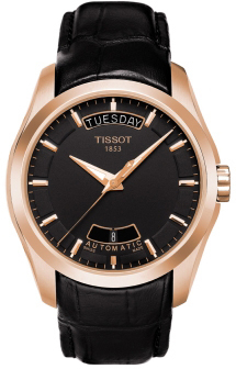 Наручные часы TISSOT COUTURIER AUTOMATIC GENT T035.407.36.051.00