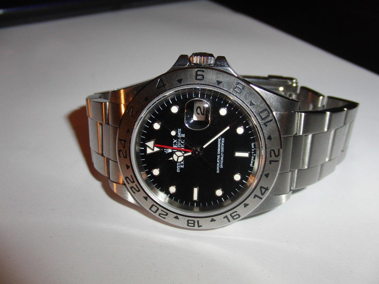 Rolex Oyster Perpetual Explorer II 16570
