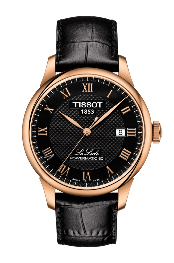 Наручные часы  TISSOT LE LOCLE POWERMATIC 80 T006.407.36.053.00