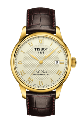 Наручные часы TISSOT LE LOCLE POWERMATIC 80 T006.407.36.263.00
