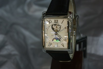 Frederique Constant Maxime Carree Moonphase Date FC-335MS4MC6