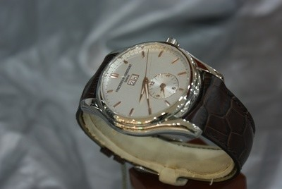 Frederique Constant Index Automatic Big Date FC-325V6B6