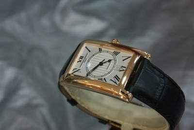 Frederique Constant Large Carree Automatic FC-303MS4C24