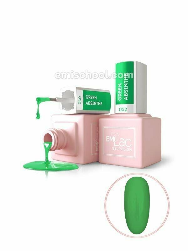 E.MiLac NEON Green Absinthe #052, 9 ml.