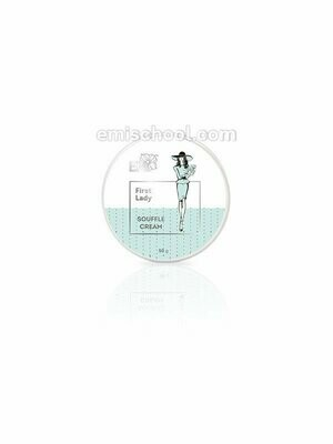 Hand and Body Cream Souffle First Lady, 50/200 ml.
