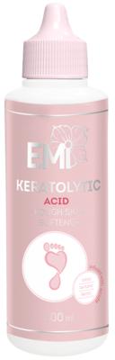 Acid-Based Keratolytic – Rough Skin Softener based on acids: citric, tartaric and lactic, 100 ml