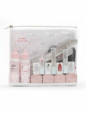 Combi-pedicure set