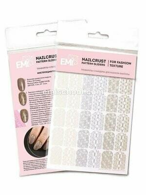 NAILCRUST Pattern Sliders Knitting Patterns #30