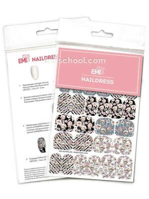 Naildress Slider Design #31 Wildflowers