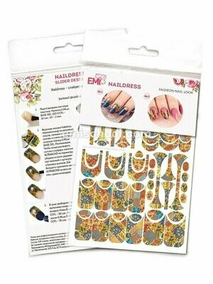 Naildress Slider Design Patchwork
